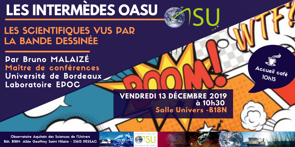 Les Intermèdes OASU – 13 Décembre