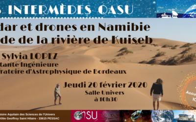 Les Intermèdes OASU – 20 Février 2020