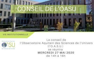 Conseil de l'OASU