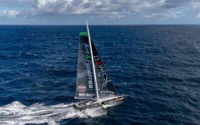 Vendée Globe : Naviguer pour la science