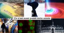 «Les mystères des trous noirs».