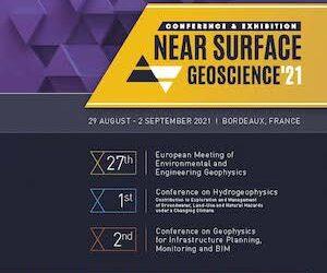 Congrès «Near surface geoscience'21»