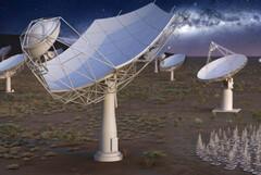 La France devient membre de SKA Observatory (SKAO)
