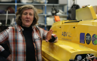 PAMELi – Un drone marin pour l'exploration du littoral