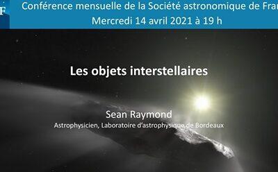 À voir ou à revoir : Les objets interstellaires