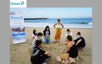 «Océan i3 lutte contre les plastiques»