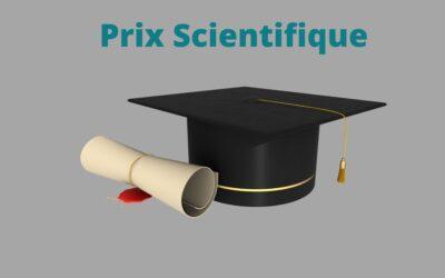 Un prix scientifique pour une doctorante d'EPOC