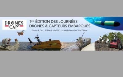 1ères Journées Drones & Capteurs embarqués