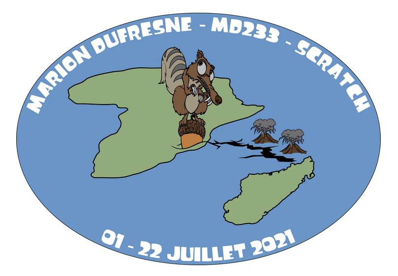 Suivre l'équipage scientifique du Marion Dufresne II grâce au «Blog à bord» de l'expédition SCRATCH